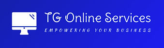 TG Online Services Logo - Marketing Agency Glasgow