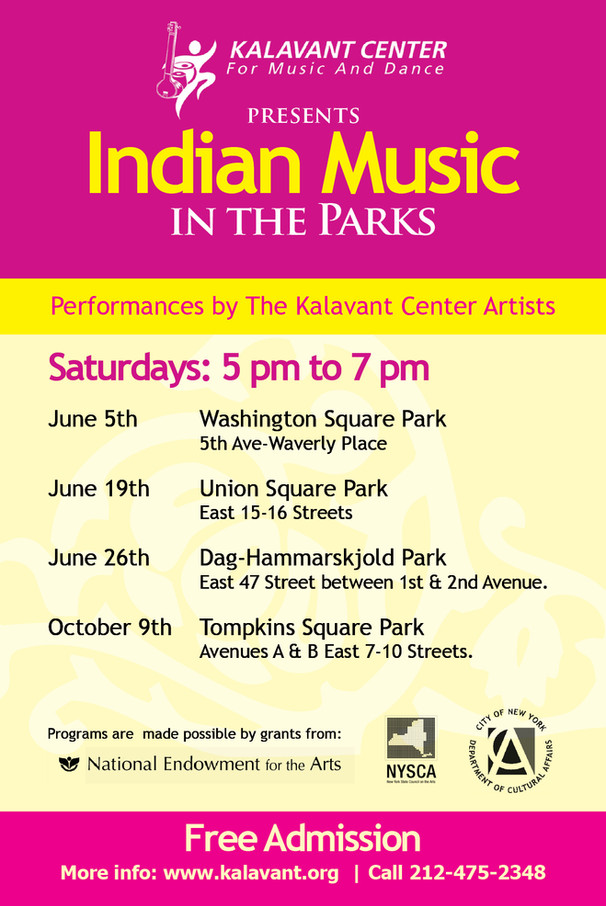 Indian Music in the Parks 2010 - FINAL.j