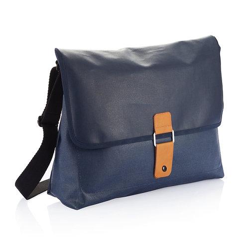Pure Messenger-Bag Blue