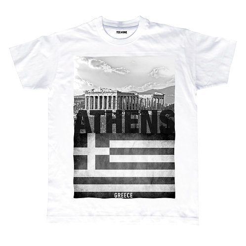 Athens - Greece Unisex Tee