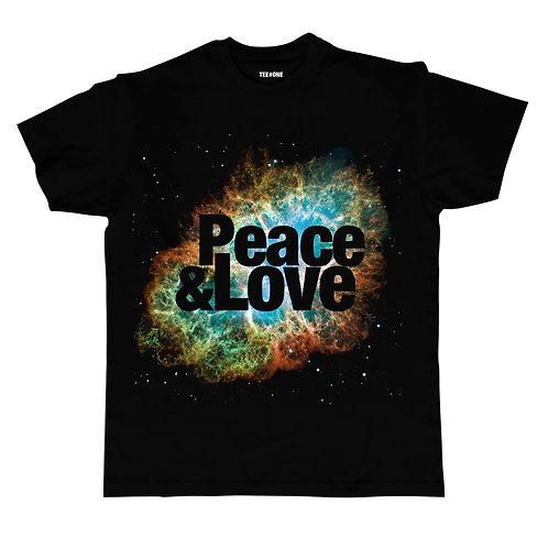Peace & Love Unisex Tee