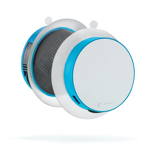 Port solar charger 1.000 mAh Turquoise