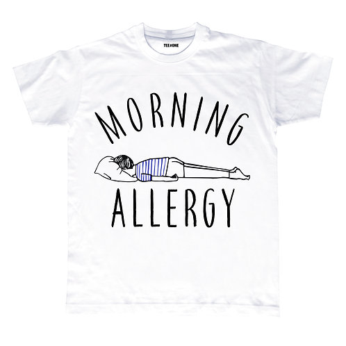 Morning Allergy Unisex Tee