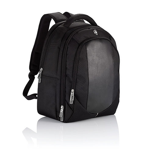 "Swiss Peak 15.6"" Laptop Backpack"