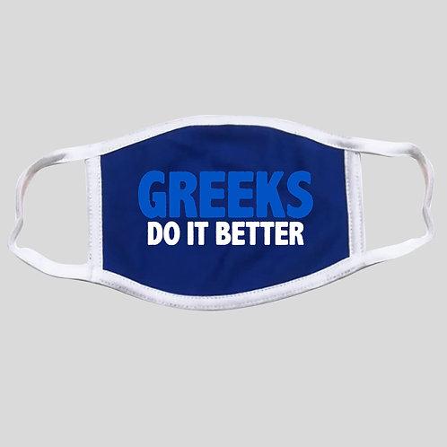 Greeks Do It Better
