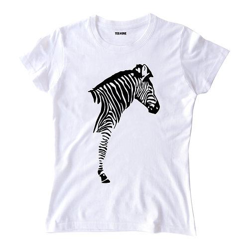 Unfinished Zebra