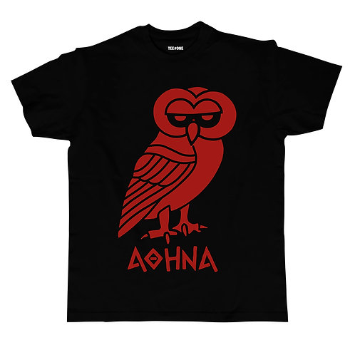Owl Athina Unisex Tee