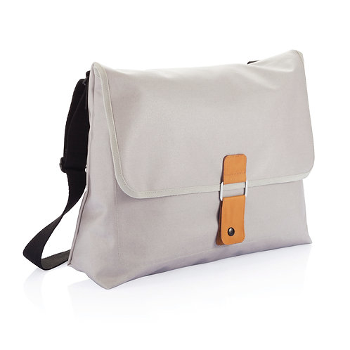Pure Messenger-Bag Grey