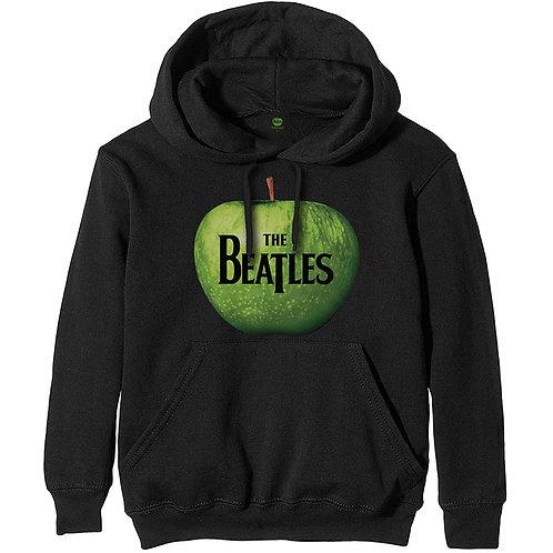 The Beatles Unisex Pullover Hoodie: Apple