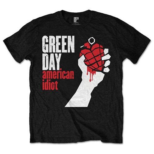 Green Day (3 Designs)