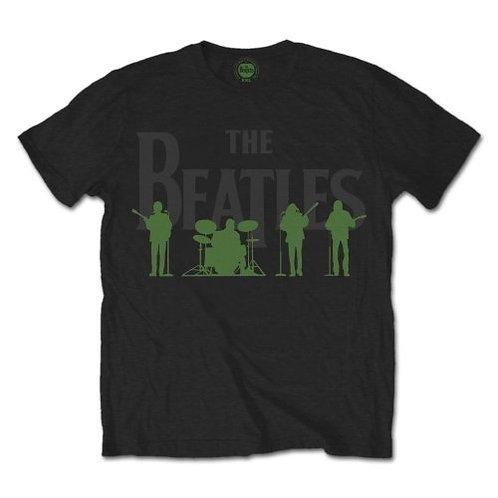 The Beatles Unisex Premium Tee: Saville Row Line Up