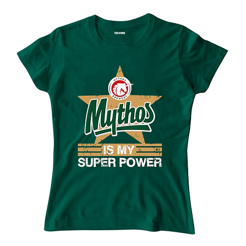 Mythos Is My Superpower
