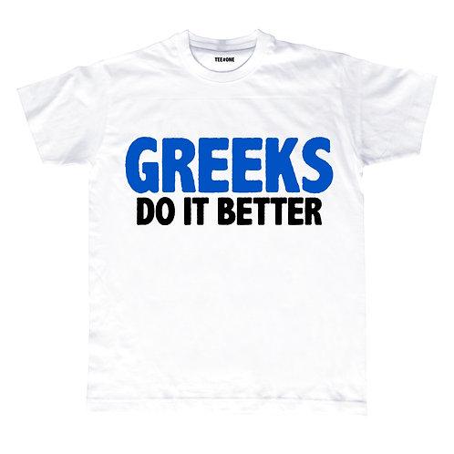 Greek Do It Better