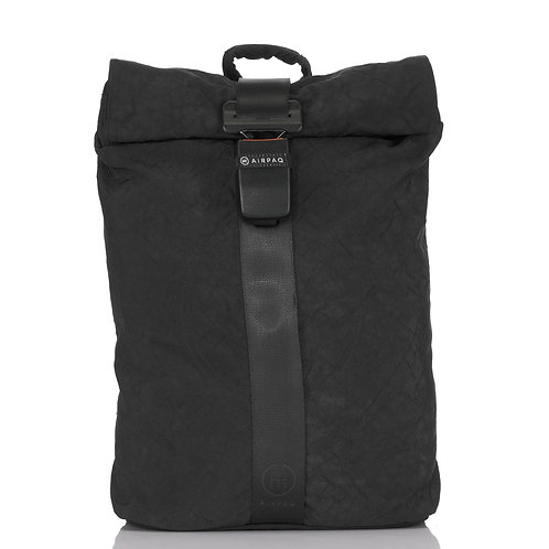Airpaq Backpack Unicolor Black
