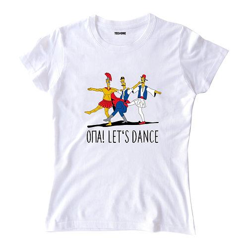 OPA! Let's Dance