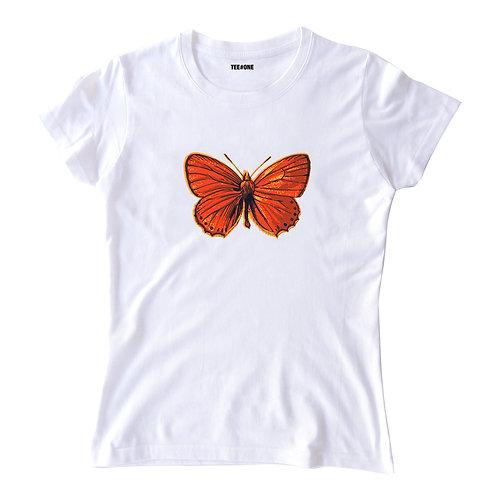 Butterfly Ladies Tee