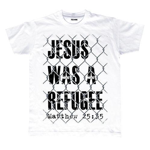Jesus Was A Refugee Unisex Tee