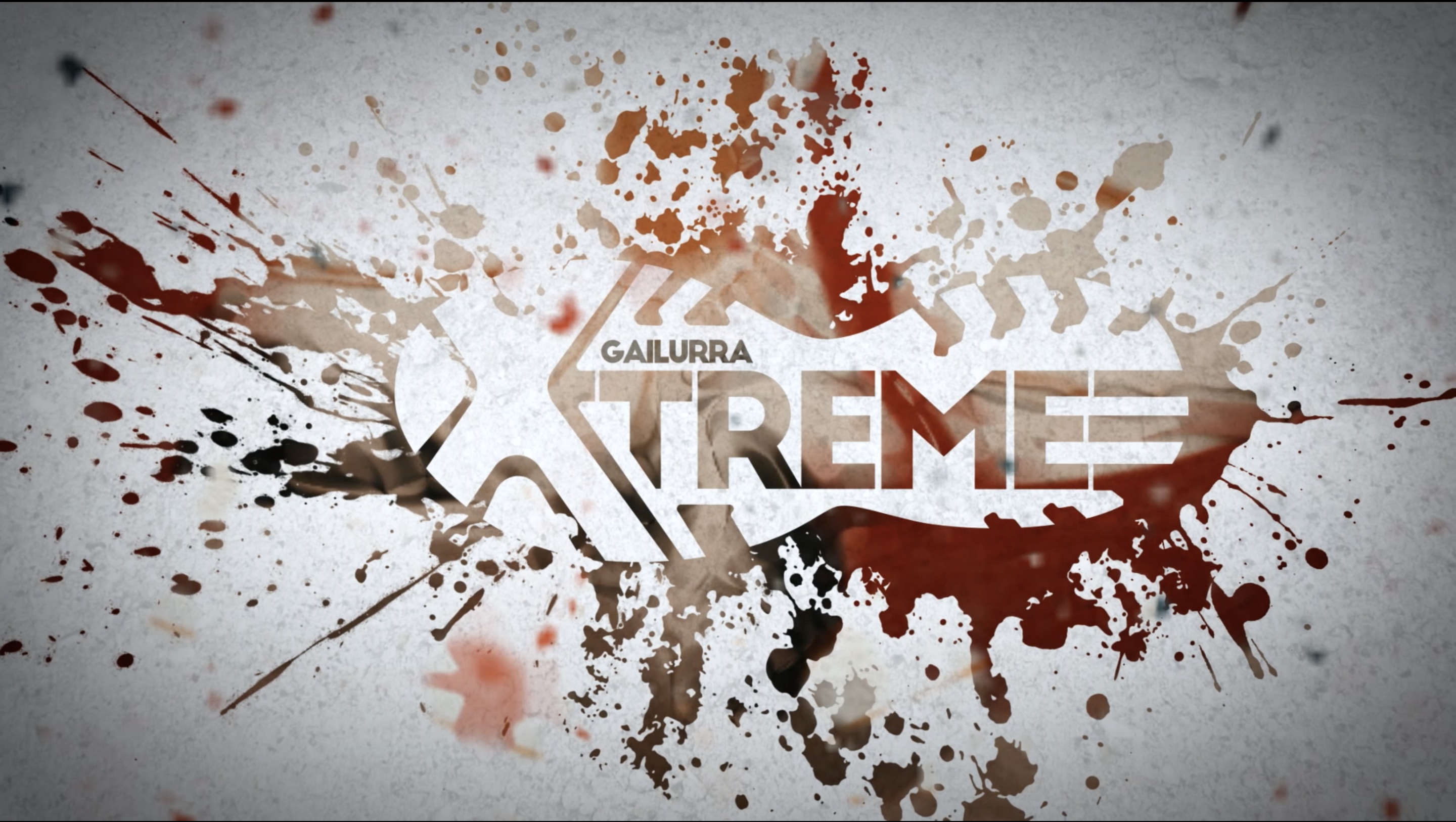 Gailurra Xtreme portada video
