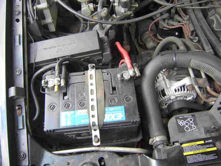 New  battery leads for Jeep Grand Cherokee  ZJ