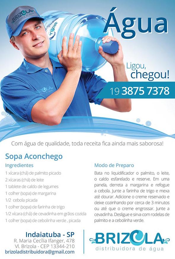Folheto Brizola Distribuidora