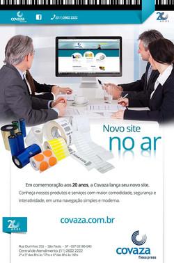 Novo Site Covaza