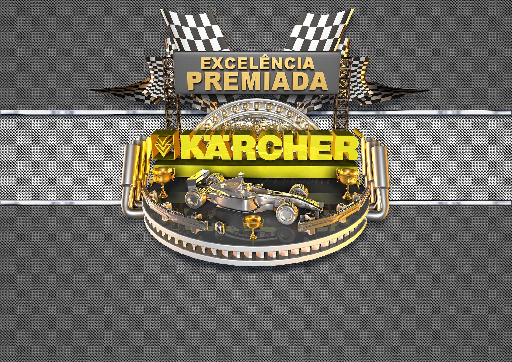 Selo Campanha Karcher
