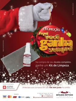 Spazio Óptico Natal Promocional