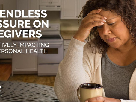 Caregiver Burnout is REAL