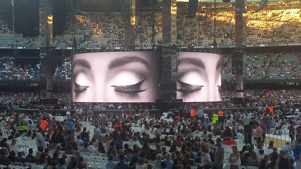 Adele's final Australian concert in Melbourne turned into a marriage equality rally.