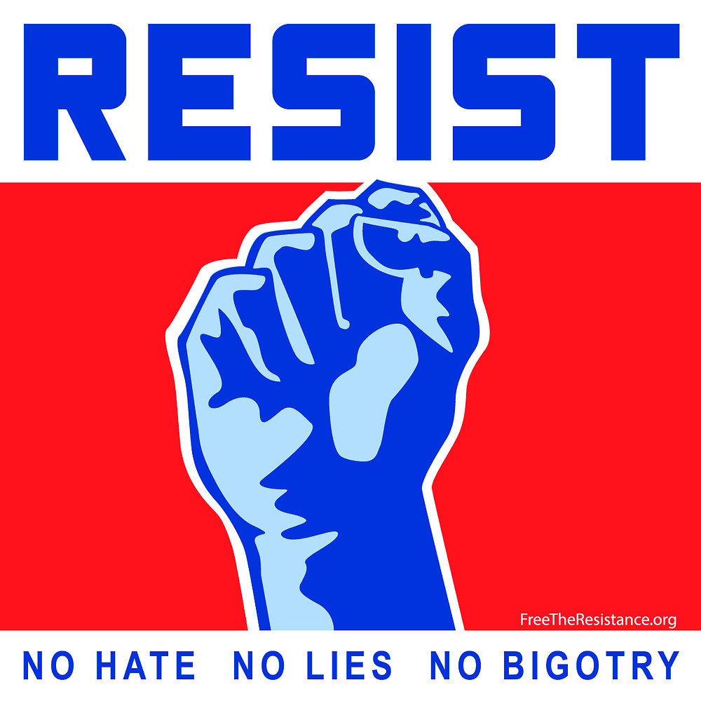 Join the community organisations that are resisting the Trump Presidency