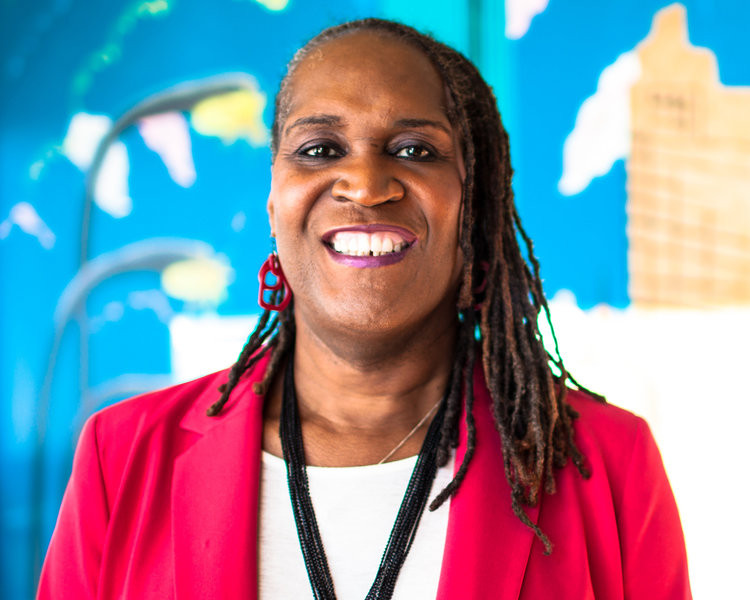 Andrea Jenkins is the first transgender person of color to be elected to any office in the United States