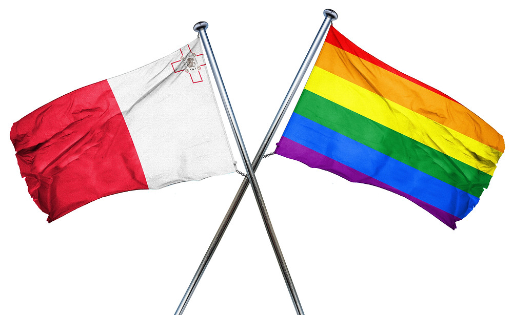 Malta achieves marriage equality & gender neutrality