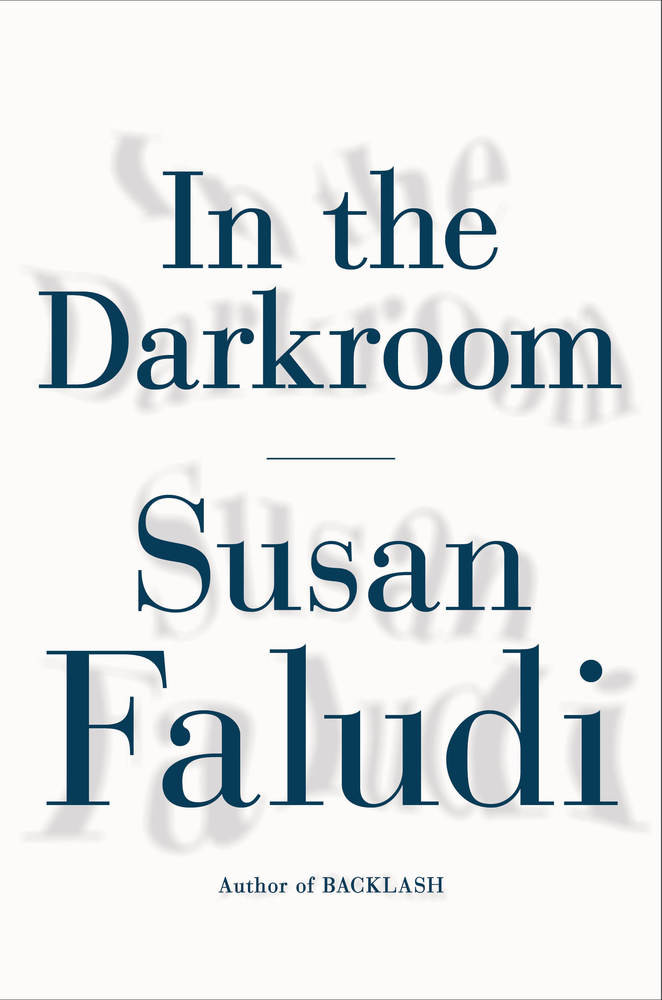 In The Darkroom, Susan Faludi's book about her relationship with her transgender father.