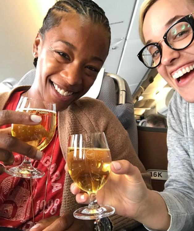 Check Out Samira Wiley And Lauren Morelli's Italian Honeymoon