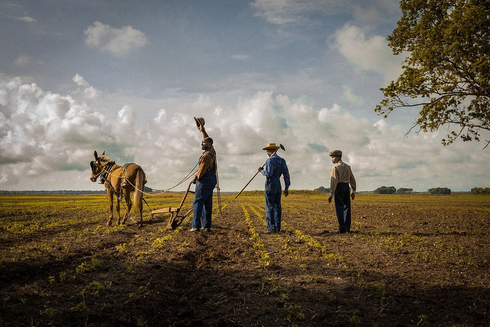 Mudbound was directed by out lesbian Dee Rees with cinematography by out lesbian Rachel Morrison, the first woman to be nominted for an Oscar in the Best Cinematography category.