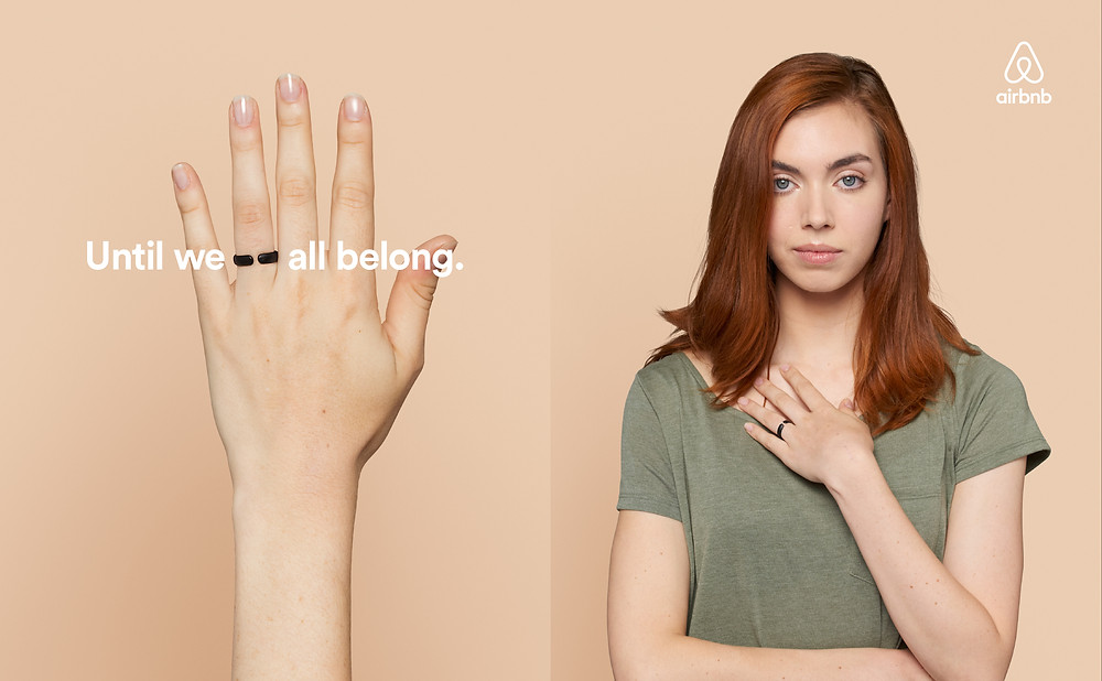 AirBNB's new Australian marriage equality campaign, Until We All Belong.