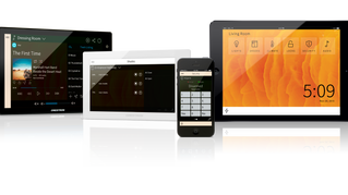 Crestron Pyng Smart Home Control Systems