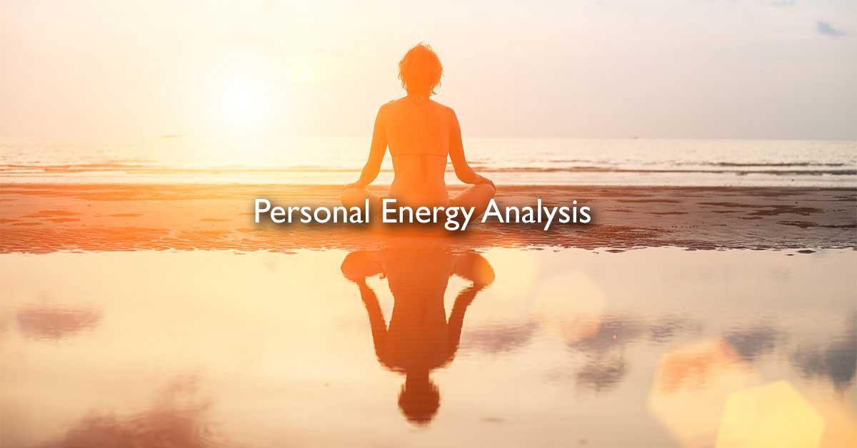 Personal Energy Analysis