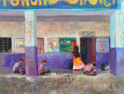 Stoop Learning, Rajasthan