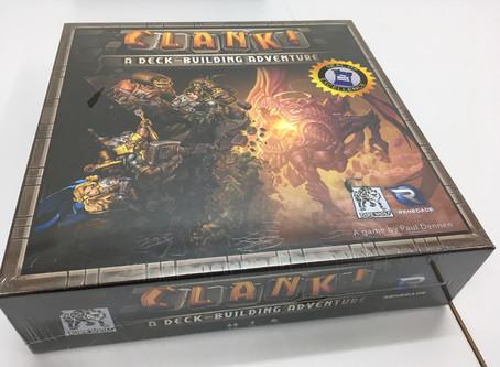 桌遊介紹 | Clank!