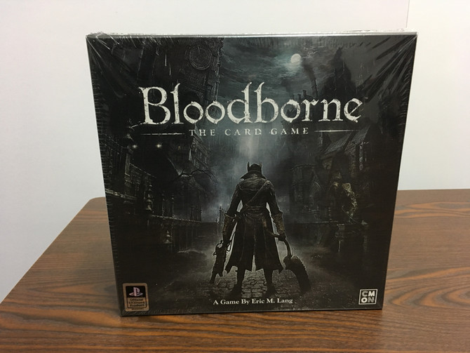 桌遊介紹 | Bloodborne: The Card Game - 血源詛咒