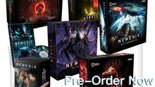 [Kickstarter團購] 半合作異形生存遊戲 - Nemesis Lockdown Pre-Order