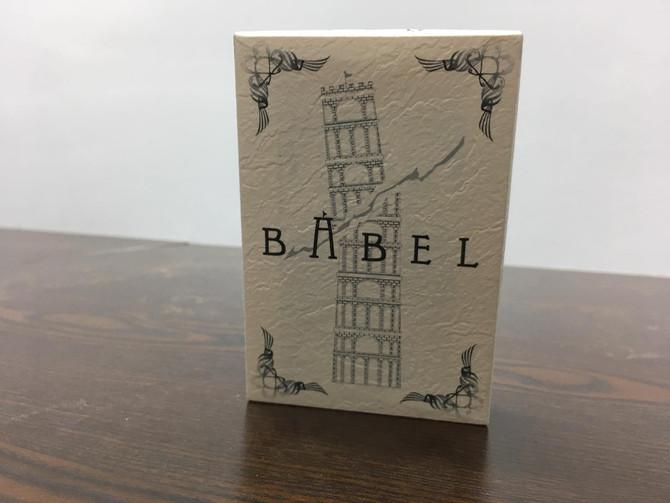 桌遊介紹 | BABEL 巴別塔
