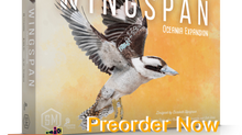 [Boardgame Preorder] Wingspan Oceania Expansion Pre Order Open Now!