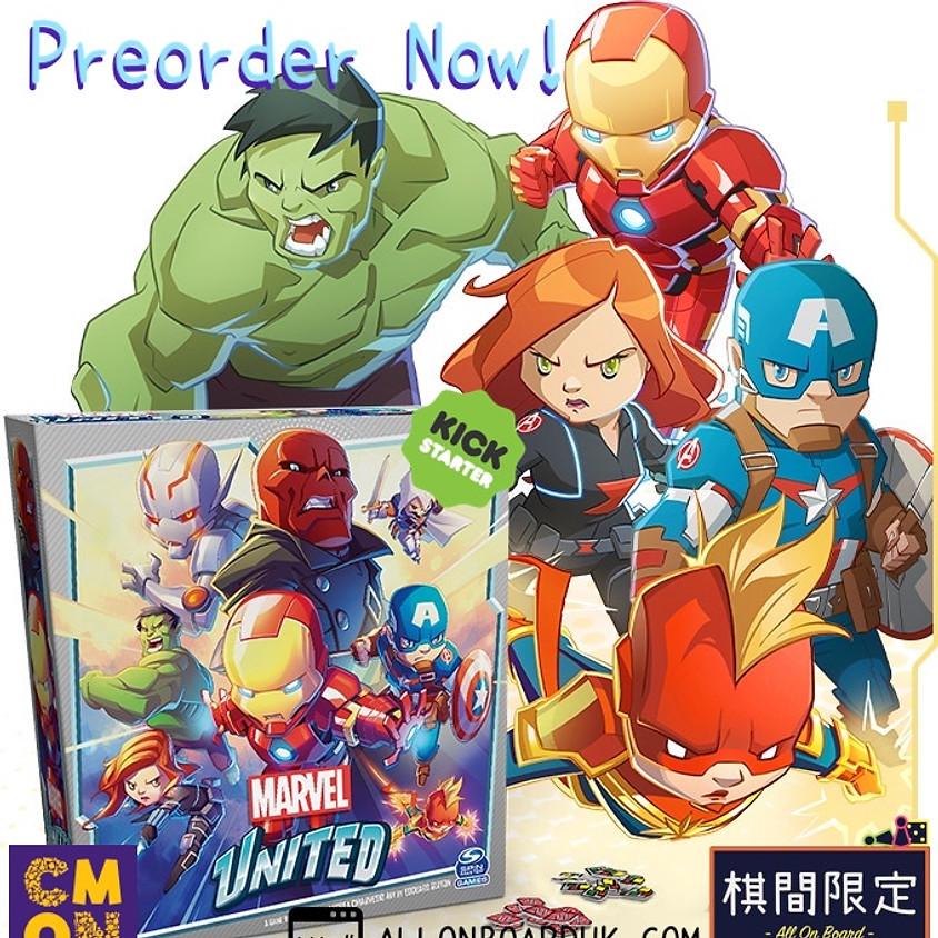 Marvel United by CMON