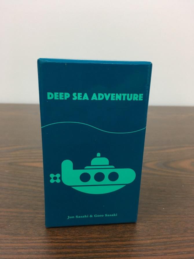 桌遊介紹 | Deep sea adventure - 深海探險