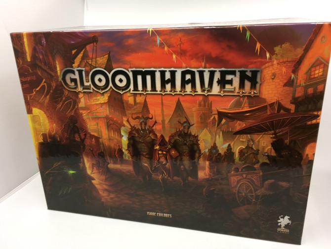 【棋間限定桌上遊戲】Gloomhaven同Cthulhu War 等重量級桌遊返貨啦!