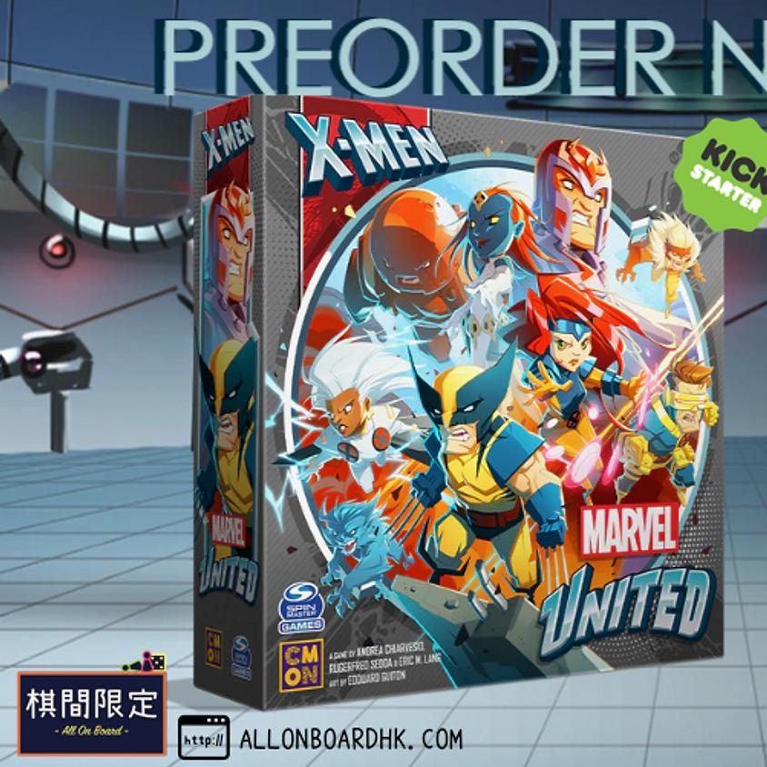 Marvel United: X-Men by CMON (Kickstarter Preorder)