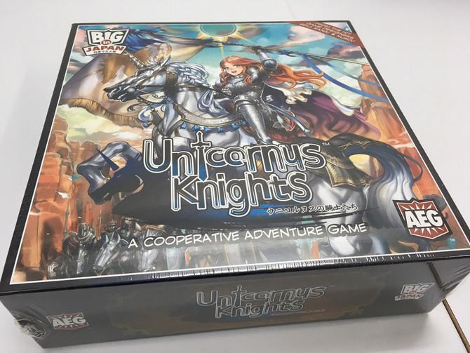 桌遊介紹 | Unicornus Knights - 獨角獸騎士