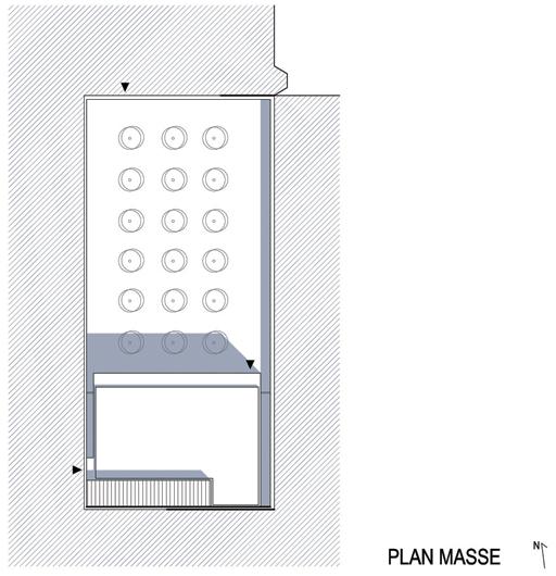 SMPR plan masse